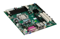 Core™ i7/Core™ i5/Core™ i3 Embedded ATX motherboard from EVOC