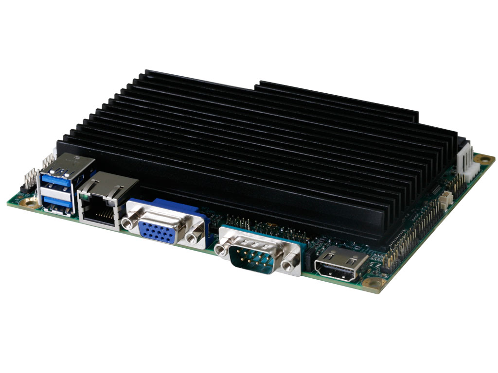 3 5 Quot Embedded Board Update Parhelia Bv